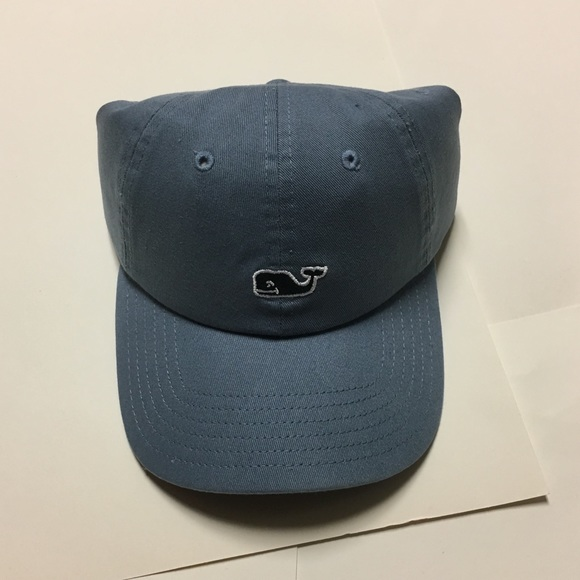 631254c0 Vineyard Vines Accessories | Whale Logo Baseball Hat In Slate | Poshmark